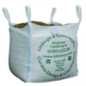 Flint Shingle Black & White 20 mm Large Bag