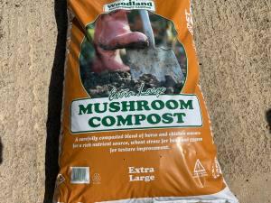 Compost Mushroom Bags