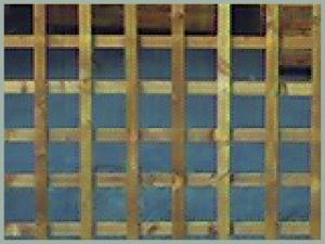 Trellis Framed 300 x 1800mm