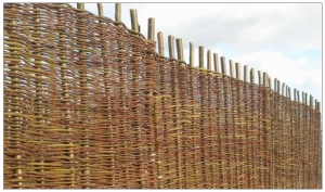 Hurdle Willow 1800 x 1500mm