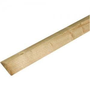 Rail Timber Arris 75x75x3600mm